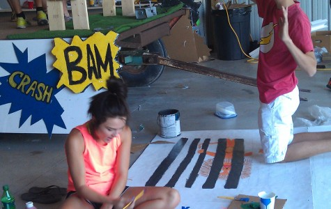 Homecoming Parade Gears up for Friday