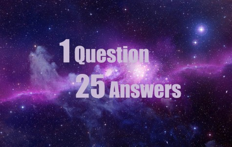 If You Were Principal of AHS? One Question, 25 Answers