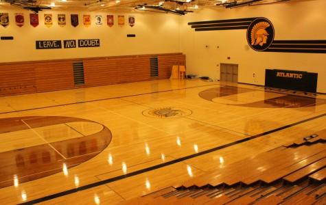 New Gym Floors