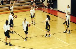 Trojan Girls Basketball Snag a Win Over Tigers
