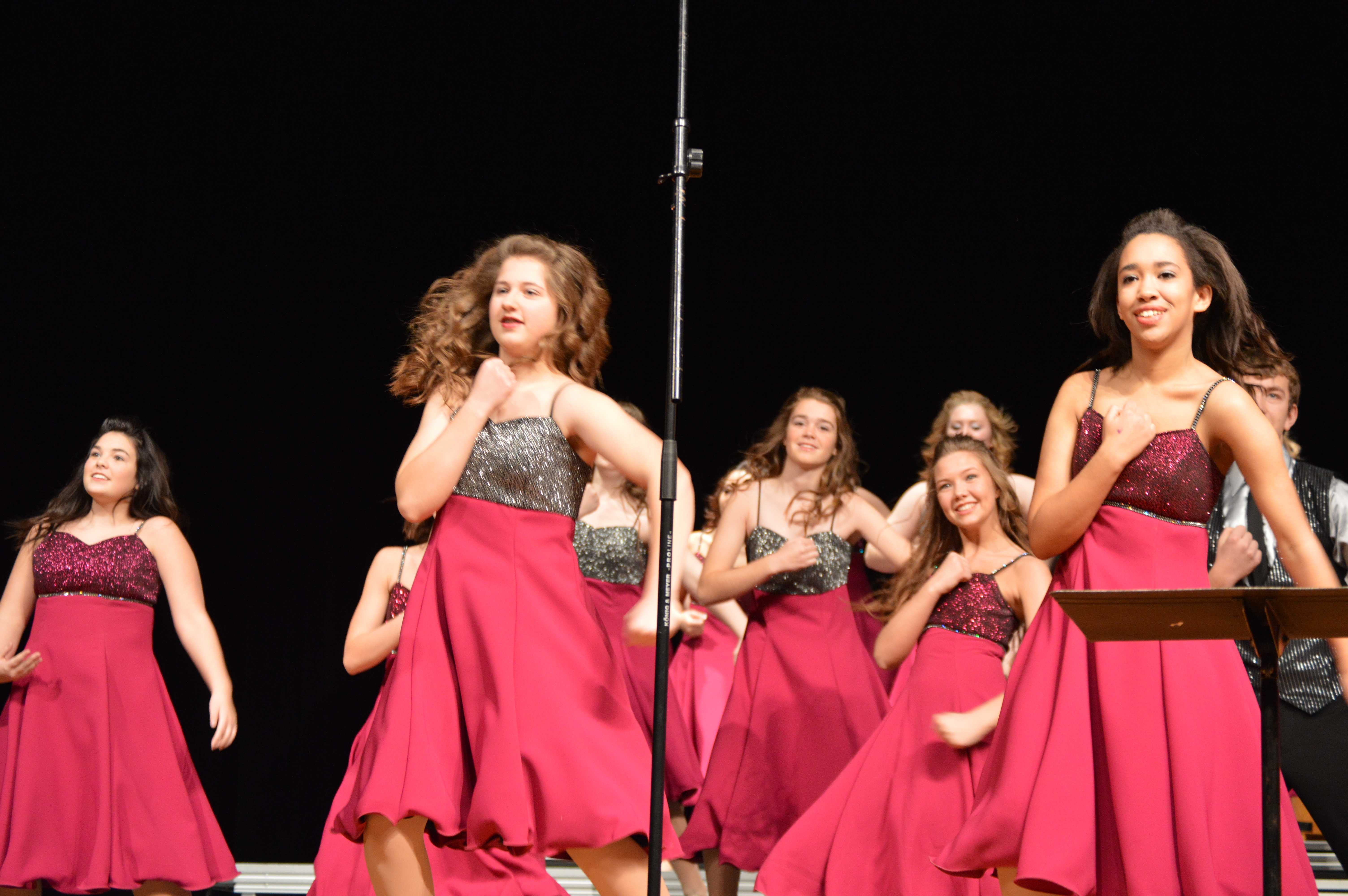 Watch How to Be Good at Showchoir video