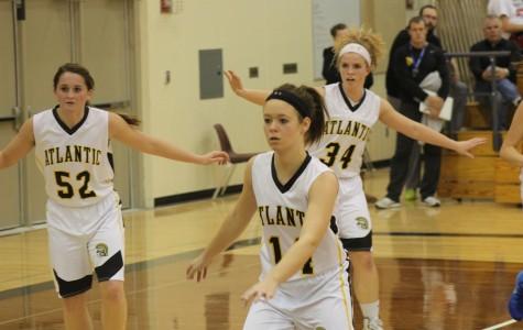 Girls Basketball Hits Midseason