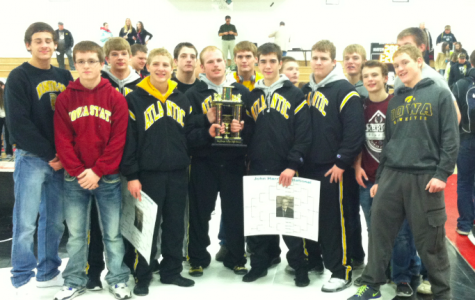 Three AHS Champions for 3rd-Place Finish; 59th Annual John J Harris Tournament
