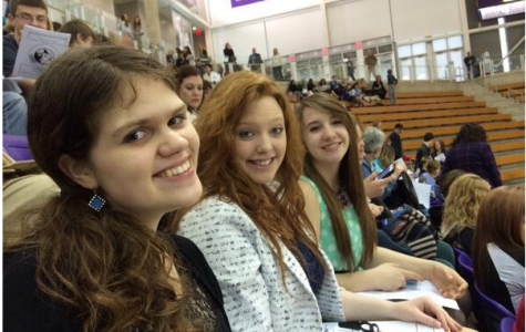 Four Students Qualify for Individual All-State Speech