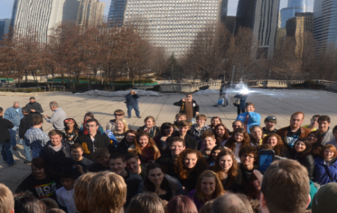 Chicago Band and Choir Trip