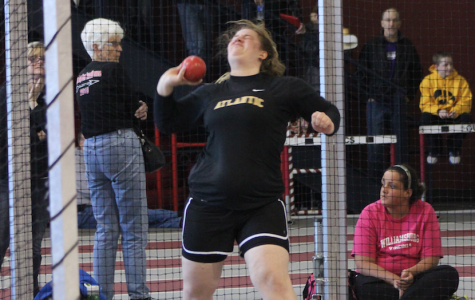 Girls Track Brings Home Second-Place Finish