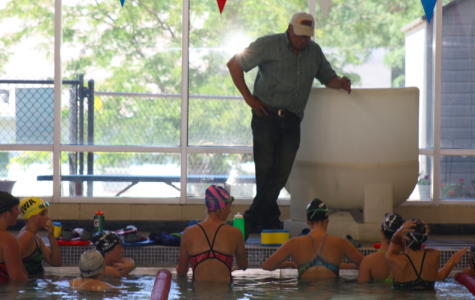 Swimmers Open First AHS Season