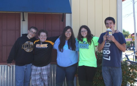 Speech Team Heads to Debate Clinic