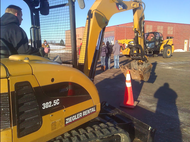 BEEP BEEP! Heavy Equipment Day is Back!