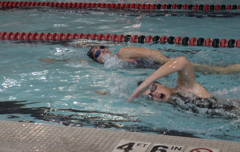 Swim Team Competes at Regionals