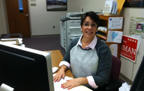 New Face in the Guidance Office