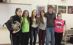 Six Atlantic Students Selected to Participate in All-State