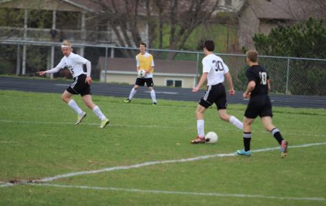 Two AHS Seniors Compete on Club Soccer Team