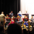 Pictured above is last year's jazz I band.  They will participate at four contests this year.