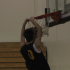 Junior Alec Hayes dunks the  rock during the AHS slam-dunk contest Friday, Nov. 21.
