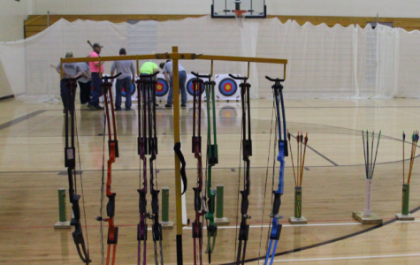 Trojans Take First at Archery Shoot