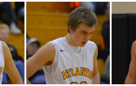 Trojan Basketball Players Receive Conference and State Honors