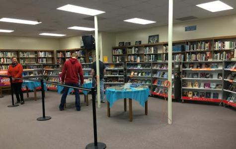 Book Fair Arrives at AHS
