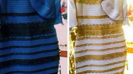 1Q 25A: What Color is the Dress
