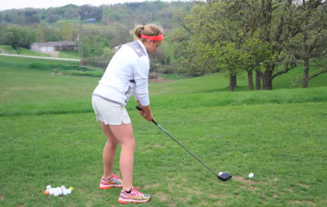 Girls Golf Wins First Dual of Season