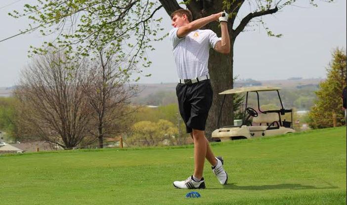 Boys Golf Victory at Shenandoah