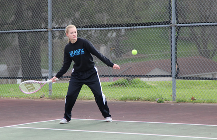 Boy's and Girl's Tennis Results vs. Kuemper