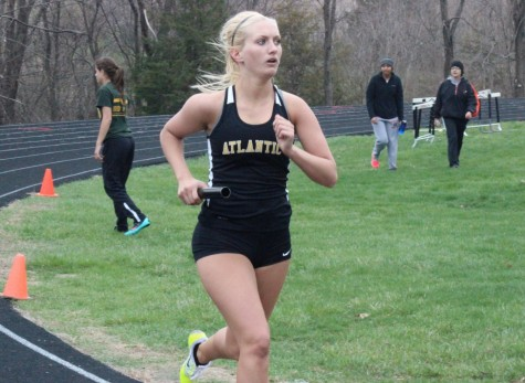 Racing to Fourth in Creston