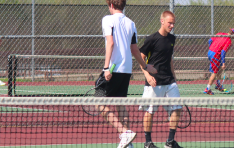 Boys Tennis Advances Towards State