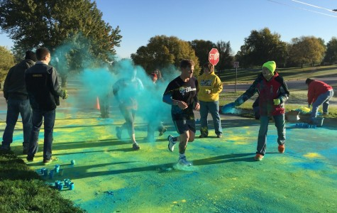 AHS Student Council Presents Second Color Run/Walk