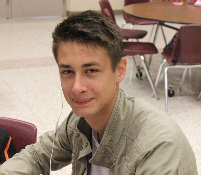 AHS Welcomes New German Student