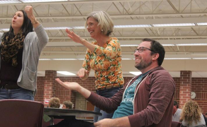 Trivia Night Raises Nearly $1000 for Choir-Band Trip