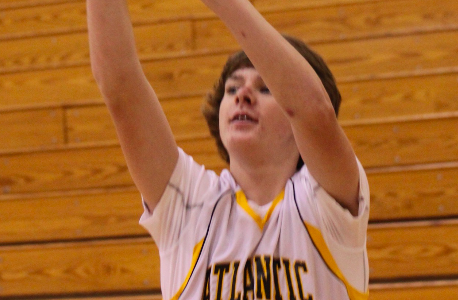 Freshman Boys' Basketball Flies by the Panthers