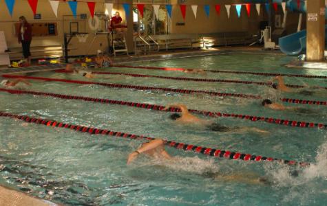 First Half of Swim Team Season Recap