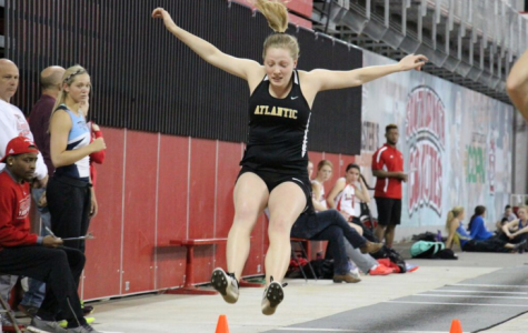 Girls Compete at USD Track Meet