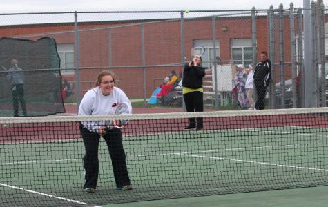 Trojan Tennis Falls to Glenwood Rams