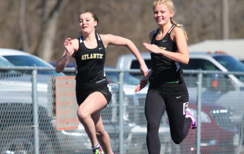 Girl's Track Places Third in Denison