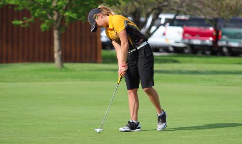 Girls Golf Wins by 46 Strokes