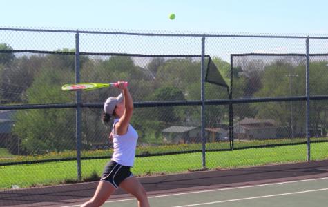 Girls' Tennis Defeats Southwest Valley