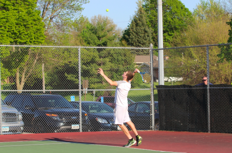 Boys Finish 8th in Tennis H-10 Tournament
