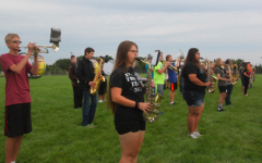 Marching Band Changes to Non-Competitive Season