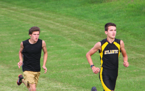 Boys XC Places First in Glenwood