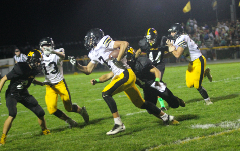 Trojan Football Falls to the Winterset Huskies