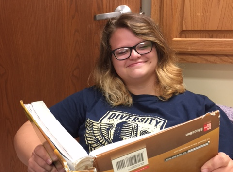 Sophomore Sarah Schorle, Opinion Writer
