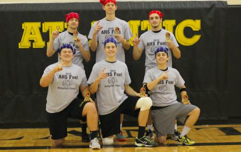 First Annual AHS Fuel Dodgeball Tournament