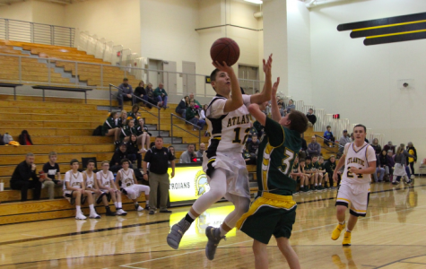 Freshmen Boys' Basketball Defeats the St. Albert Falcons