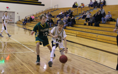 Freshman Boys' Basketball Continues to 5-0