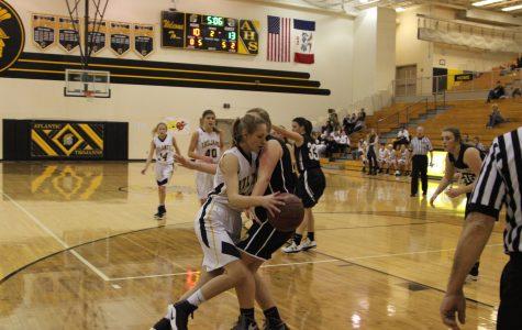JV Girls Basketball is Balling