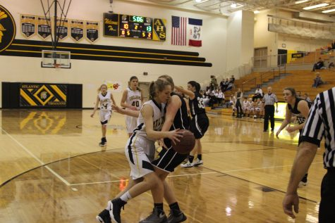 Another Loss for Girls' Varsity Basketball