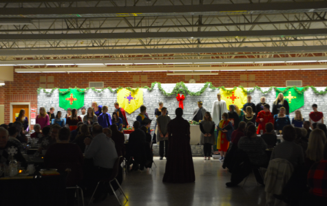 Relive Madrigal  Dinner