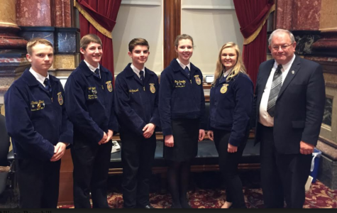 FFA Attends Legislative Symposium